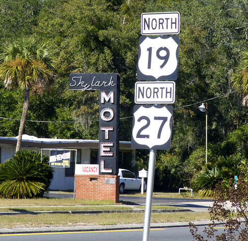 Skylark Motel, Perry, Florida