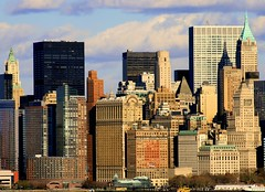 Many shapes and colors of Manhattan skyline (MBH Pa) Tags: nyc newyork color canon buildings explore canonrebel fabulous picturesque manhatten xti diamondclassphotographer flickrdiamond theperfectphotographer astoundingimage spiritofphotography spiritofphotograpy thebestscenery