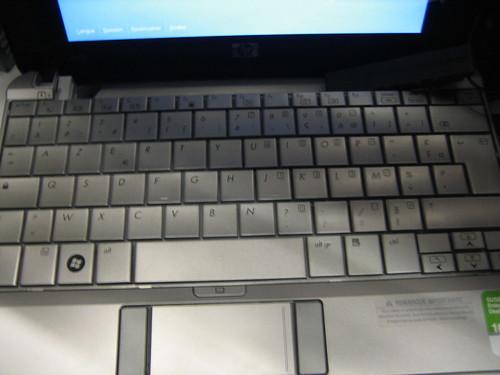 HP Mininote 2133 Netbook 7