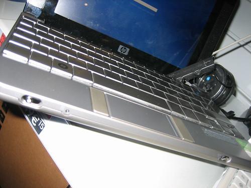 HP Mininote 2133 Netbook 5