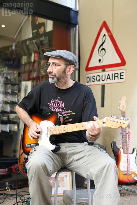 Pierre-Louis Guenette, Hyères 2008