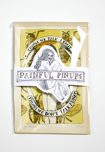 painful pinups pack