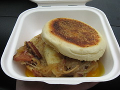 Momofuku Bakery & Milk Bar: English muffin