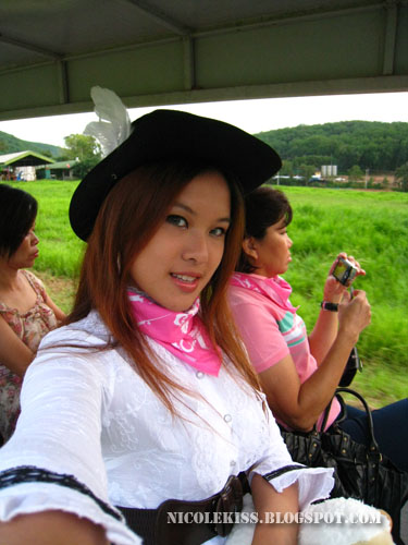cowgirl nicolekiss