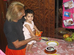 Marziya On My Birthday by firoze shakir photographerno1