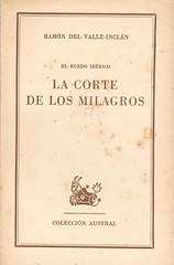 Ramón del Valle-Inclán, La corte de los milagros