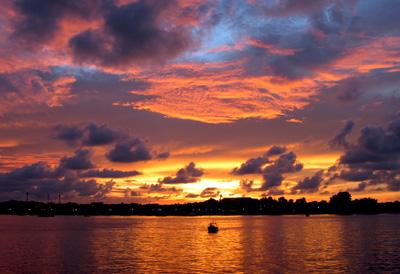 Labuan-Sunset