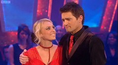 Tom pouts and Camilla (goreckidawn) Tags: show dan creativity dance tv dancing expression joy dream competition bbc enjoy passion come 2008 intensity strictly p
