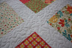 Stipple Quilting