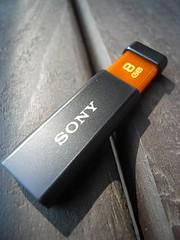 Sony MirocoVault USB drives