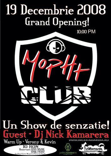 19 Decembrie 2008 » Inaugurare Mopht Club Rădăuţi