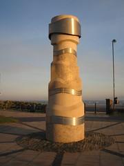 Touchstone sculpture, Redcar