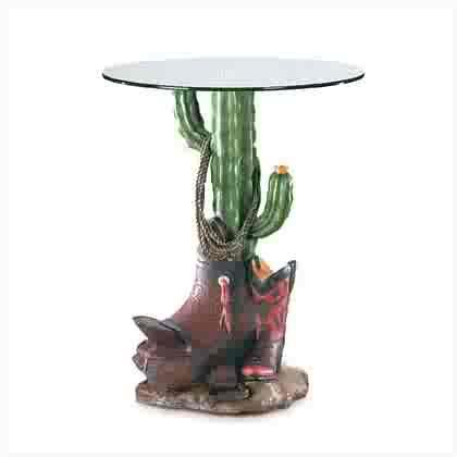 Cactus Corner Table