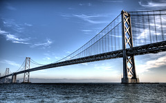 San Francisco - Bay Bridge HDR