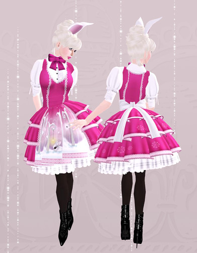 Katat0nik - Snow Bunny Set by you.