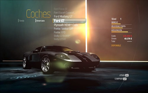 3119752577 9795253006, Captura de pantalla. Análisis Need for Speed: Undercover PC