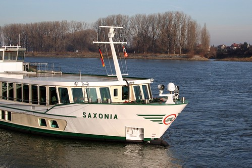 Cruceros por el Río Rin