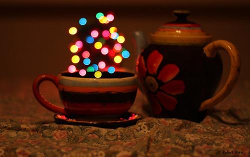 Saturday Morning Tea da Yobs.