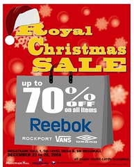 The Royal Christmas Sale
