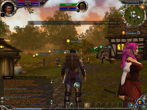 Guild Wars or Runes of Magic? - PC/Mac/Linux Society - GameSpot