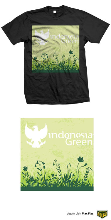 Indonesiana-Green-Black