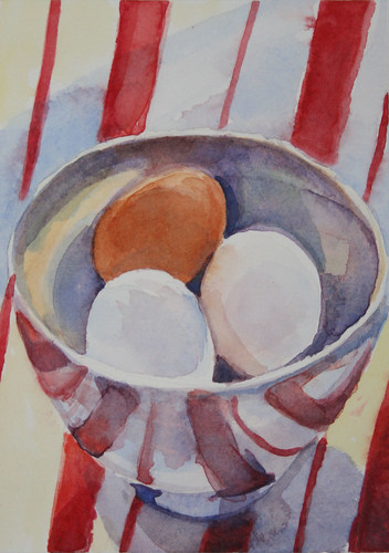 eggs and stripes  12/23/08