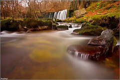 Three Hundred Seconds (andrewwdavies) Tags: longexposure winter cold water leaves woodland geotagged nationalpark moss woods rocks breconbeacons explore waterfalls icy meet slippery picks wfc powys pontneddfechan circularpolariser canonefs1022mmf3545usm rhaeadr earlybird ystradfellte bannau brycheiniog neutraldensity explored clungwyn welshflickrcymru waterfallswalk canoneos40d neathandporttalbot andrewwilliamdavies afonneddfechan phlow:emote=phlows bwnd106 brecheiniog pontmelinfach sgwdddwliuchaf geo:lat=51807978 geo:lon=3581285 gettyartistpicksoctober09