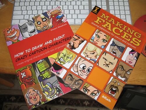 Cartooning Books