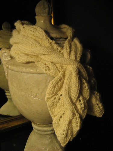 Twisted Vines Neckwarmer by you.