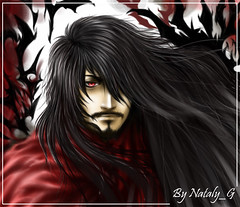 Count Alucard (kmgbaniqued) Tags: anime dracula hellsing ... Count Alucard Hellsing Ova