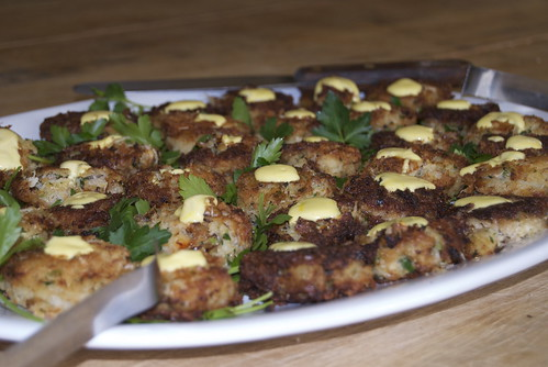 Dungeness Crab Cakes Recipe