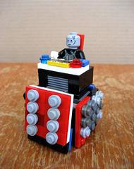 Lego Davros 01 (The Egg) Tags: lego doctorwho scifi drwho mutant dalek cyborg davros