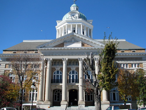 Giles County Courthouse - Pulaski, Tn