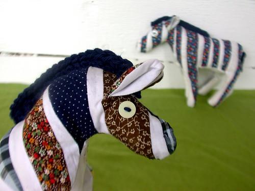 Patchwork Zebra