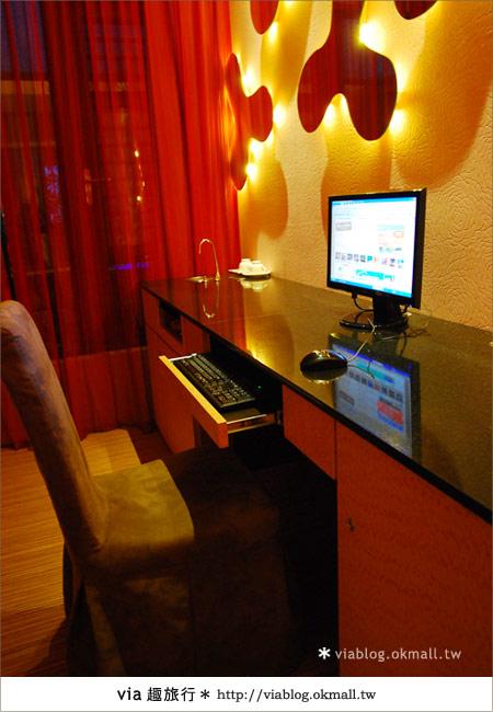 【台中MOTEL】體驗邀約~台中心月自然旅館‧有氣質的Motel20