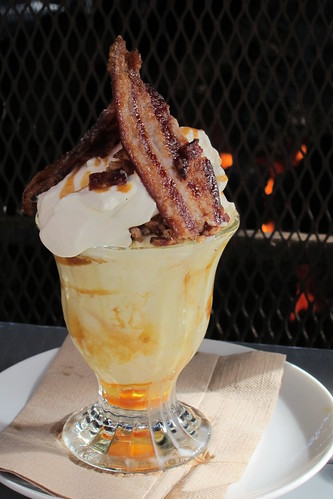 Sweet Rose Creamery: Bacon Sundae