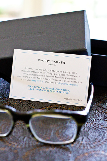 Warby Parker Becketts