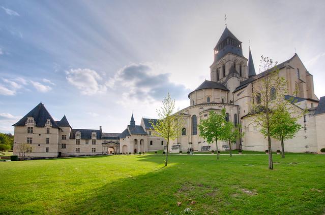 Abbaye de Fontevraud 07