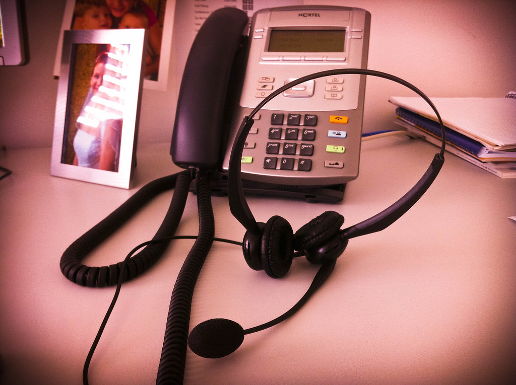 Hauptsächlich Telefoniert