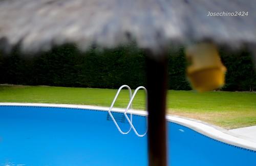 Tiempo de piscina y relax.