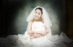 The Moment.. (hyeoreum) Tags: wedding portrait mi studio asian model jung dress dream lynn korean former hee yoccakamada
