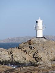 Lighthouse '08 (Marstrand) (Sabine Schubert) Tags: ocean camera lighthouse nature sweden marstrand svergie dsch3