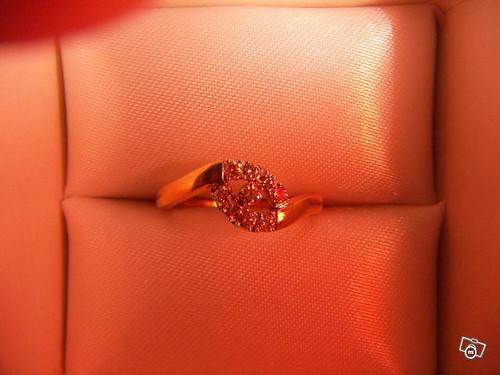 Blinging ring.