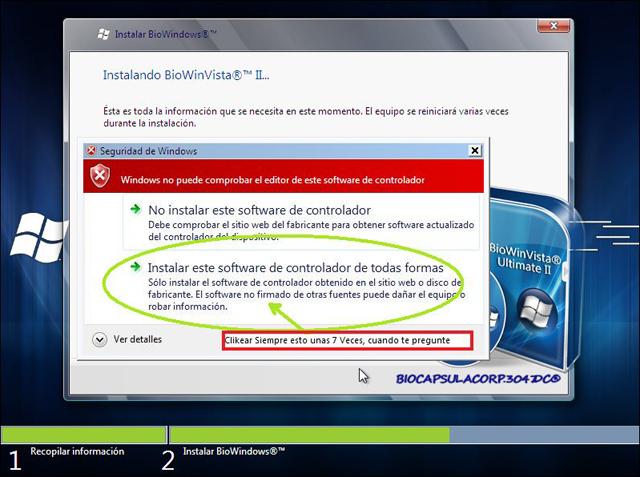 BioWinVista® Codename 2™