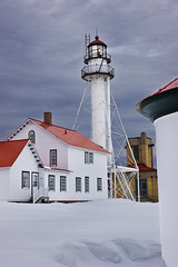 Whitefish6269 (ETCphoto) Tags: lighthouse michigan whitefish whitefishpoint lksuperior anawesomeshot