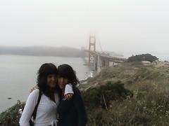 Estrella y Lorena en Estados Unidos