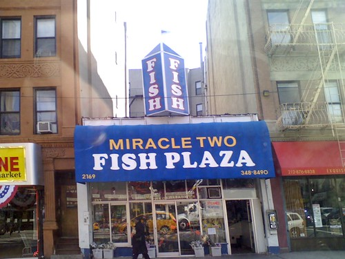 Miracle Two Fish Plaza - Harlem