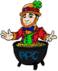 PPC Hero St Patrick's Day Logo