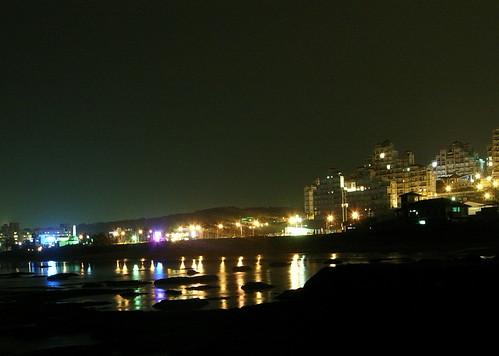 台北縣三芝鄉:看山小望海大
