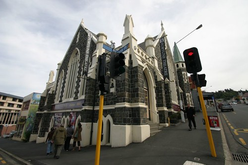 Dunedin church...